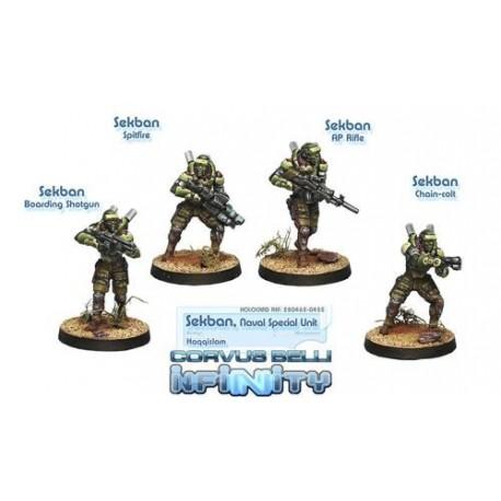 Haqqislam - Sekban Special Naval Unit
