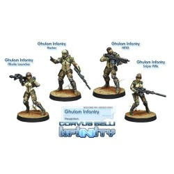 Haqqislam - Ghulam Infantry