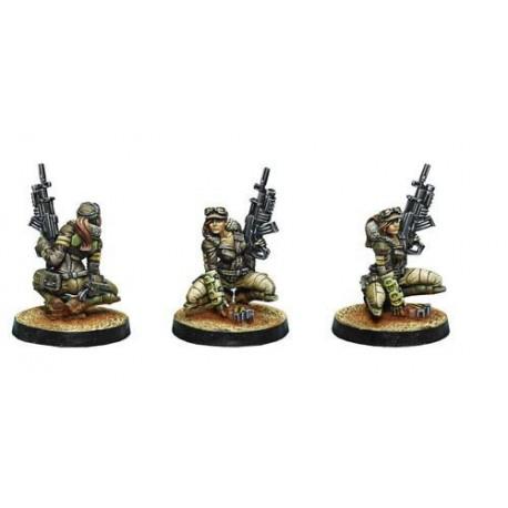 Haqqislam - Hunzakuts (rifle + Gl)