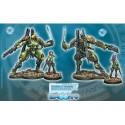 Mercenarios: Scarface Y Cordelia Armored Merc Team