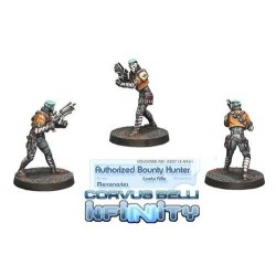 Mercenarios - Authoriced Bounty Hunter