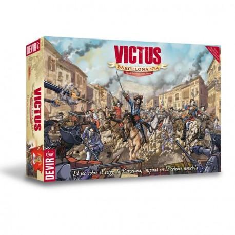 VICTUS, BARCELONA 1714, El joc on resistir és vèncer