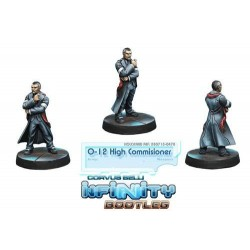 Mercenarios - O-12 High Commisioner (hvt Civil)