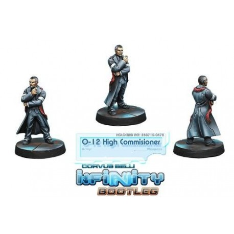 O-12 HIGH COMMISIONER