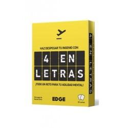 4 en letras, segunda edición