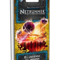 Android Netrunner Lcg: El Universo Del Mañana