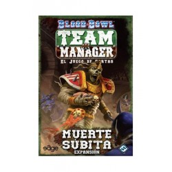 Blood Bowl Team Manager: Muerte Súbita