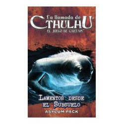 Cthulhu Lcg - Cdy - Lamentos Desde El Subsuelo