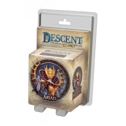 Descent- Segunda Edición : Lugarteniente Ariad