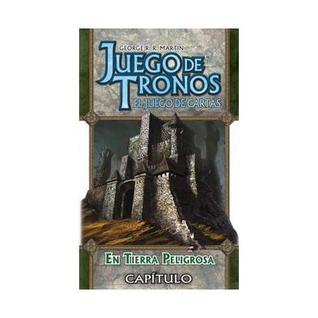 Juego de Tronos Lcg Cdc - En Tierra Peligrosa