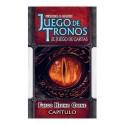 Juego de Tronos: LCG - Fuego Hecho Carne / Conquista y Desafío