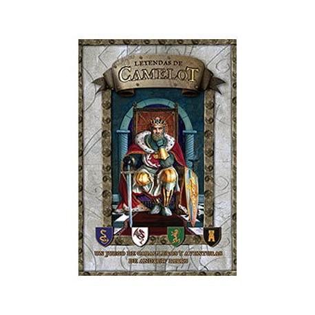 Leyendas De Camelot - Juego De Tablero
