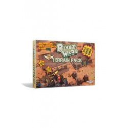 Rivet Wars - Terrain Pack, expansion to complete basic game