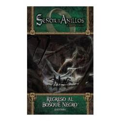 El Señor de los Anillos Lcg - Regreso Al Bosque Negro - Aventura 6