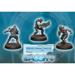 Nomadas: Wildcats Polyvalent Tactical Unit