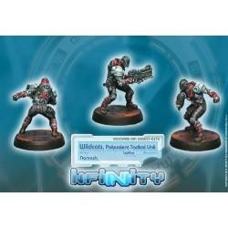 Nomadas: Wildcats Polyvalent Tactical Unit