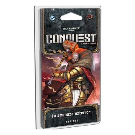 Warhammer 40.000: La amenaza exterior / Señor de la Guerra