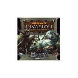 Warhammer: Invasion Lcg - La Marcha De Los Malditos