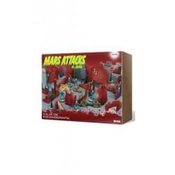 Mars Attacks: Caja De Escenografia
