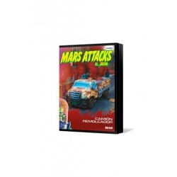 Mars Attacks: Camion Remolcador