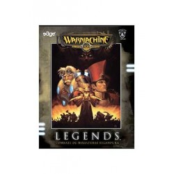 Warmachine: Legends