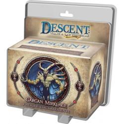 Descent- Segunda Edición : Lugarteniente Gargan Mirklace