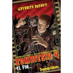 Zombies!!! 4: El Fin juego de mesa de Edge