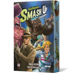 Smash Up. Ciencia Ficcion Por Partida Doble