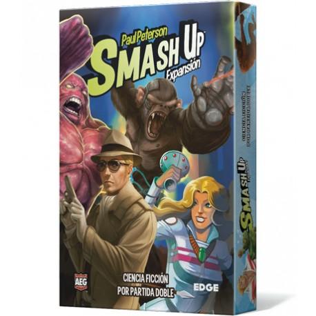 Smash Up. Ciencia Ficcion Por Partida Doble