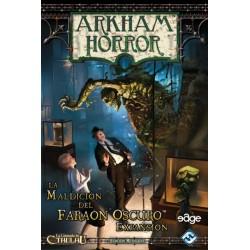 Arkham Horror: La Maldicion Del Faraon Oscuro - Expansion