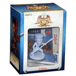 Zahra, personaje de expansión del juego de mesa de estrategia Arcadia Quest de Edge Entertainment