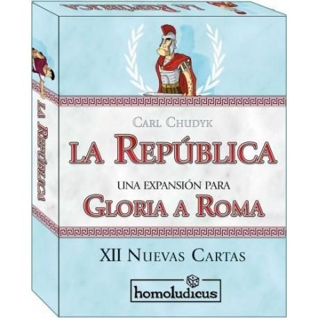 Gloria a Roma La RepUblica