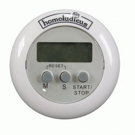 Un reloj digital que reemplazará a los ineficaces y poco precisos relojes de arena.