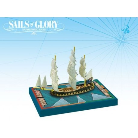 Sails of Glory - HMS Orpheus 1780