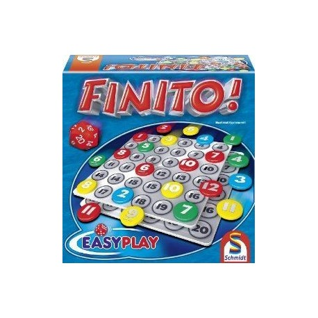 FINITO, Toda la familia participa en cada momento en el juego.