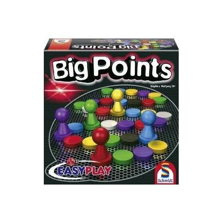 En cada partida, se forma un camino con fichas de colores.