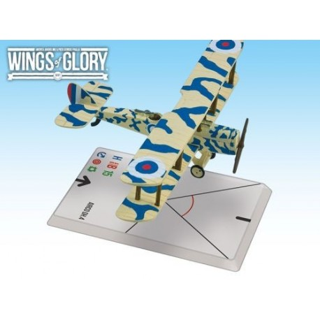 AIRCO DH.4 (Cotton/Betts) Wings of Glory