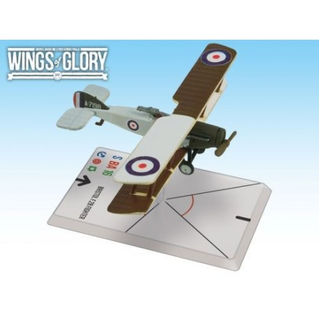 BRISTOL F.2B FIGHTER (Headlam/Beaton) Wings of Glory