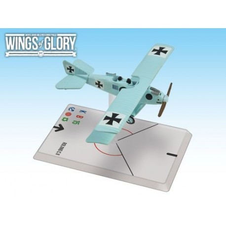 ROLAND C.II (Von Richthofen) Wings of Glory