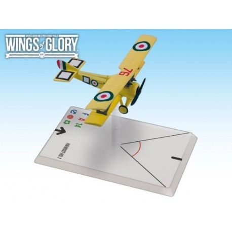 HANRIOT HD.1 (Scaroni) Wings of Glory