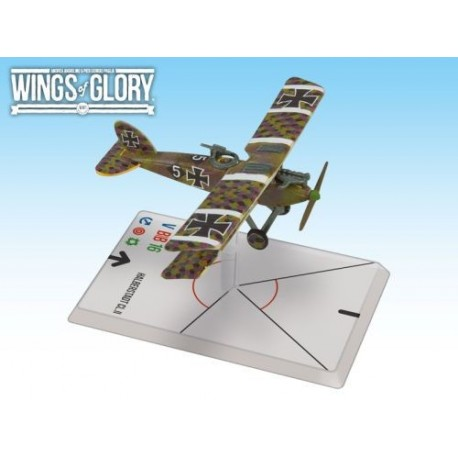HALBERSTADT CL.II (Schlachtstaffel 23B) Wings of Glory