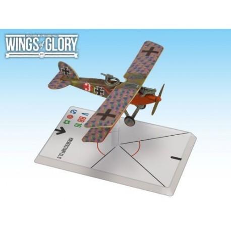 HALBERSTADT CL.II (Schwarze/Schumm) Wings of Glory
