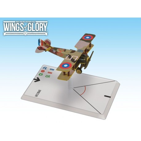 SPAD S.VII (Soubiran) Wings of Glory