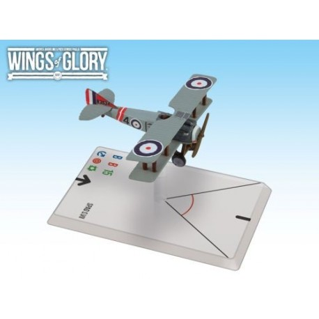 SPAD S.VII (23 Squadron) Wings of Glory