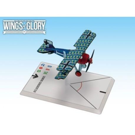 SIEMENS-SCHUCKERT D.III (Veltjens) Wings of Glory