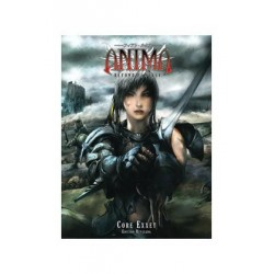 Anima: Beyond Fantasy - Core Exxet - Rol - Manual Basico