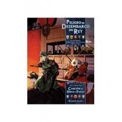 Cancion De Hielo Y Fuego: Peligro En Desembarco Del Rey