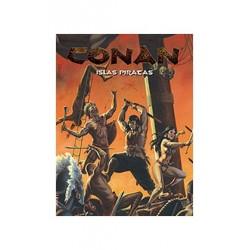 Conan: Islas Piratas - Rol