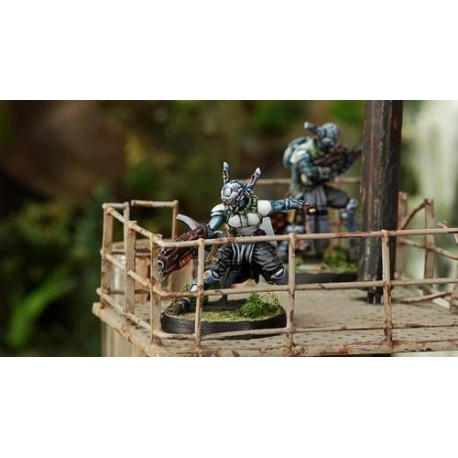 Panoceanía - Order Sergeants (spitfire)