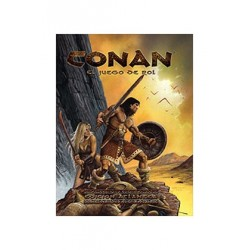 Conan: Manual Basico - Rol